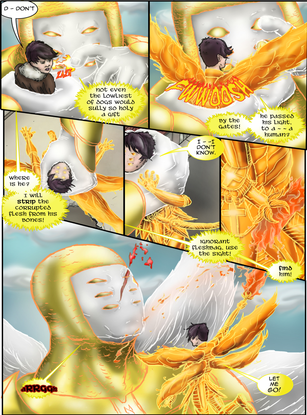 Better Angels #6 Page 2