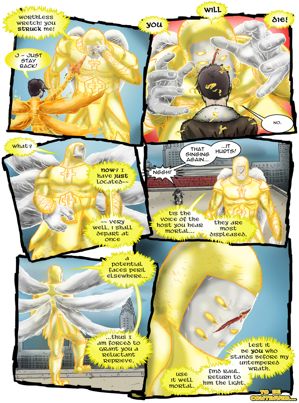 Better Angels #6 Page 3