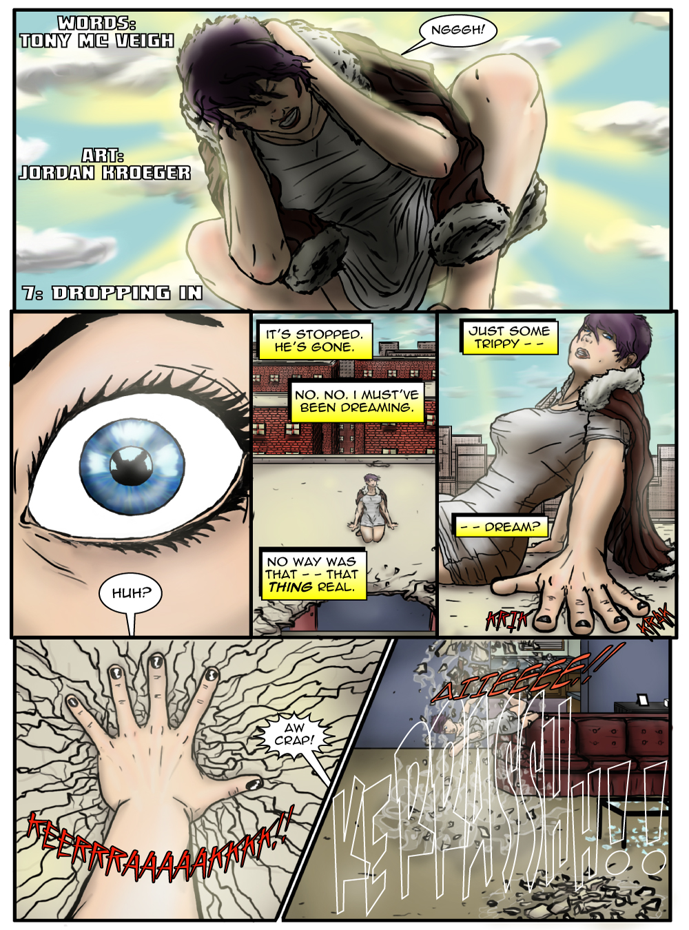 Better Angels #7 Page 1