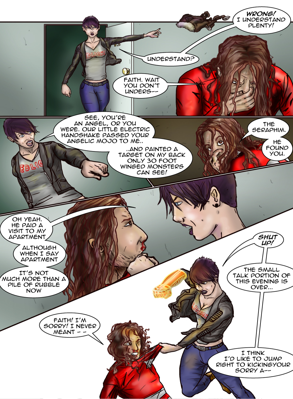 Better Angels #8 Page 2